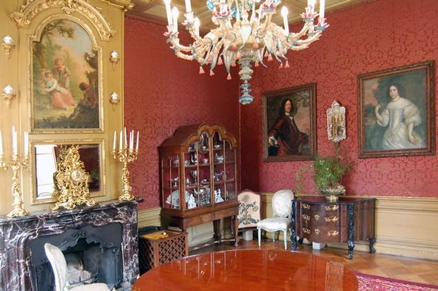 Detailpagina huis keukenhof landgoederen en for De koning interieur